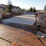 Pristine-Concrete-Paso-Robles-CA-Stained-concrete-driveway-Elzzy-Miller-construction-7
