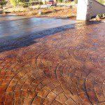 Pristine-Concrete-Paso-Robles-CA-Stained-concrete-driveway-Elzzy-Miller-construction-After-2