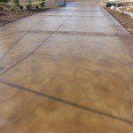 Pristine-Concrete-Paso-Robles-CA-Stained-concrete-driveway-Elzzy-Miller-construction-After-3