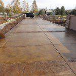 Pristine-Concrete-Paso-Robles-CA-Stained-concrete-driveway-Elzzy-Miller-construction-After-4