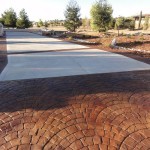 Pristine-Concrete-Paso-Robles-CA-Stained-concrete-driveway-Elzzy-Miller-construction