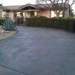 Pristine-Concrete-Paso-Robles-CA-Stained-concrete-driveways-after