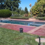 Pristine-Concrete-Paso-Robles-CA-Stained-concrete-reseal-after