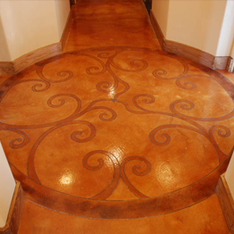 stained concrete monterey county