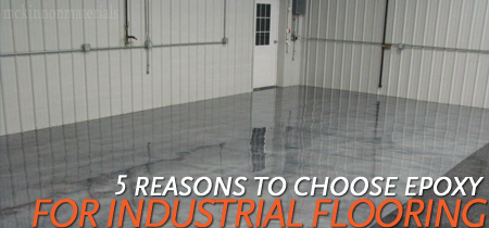 epoxy flooring, concrete contractor, industrial flooring