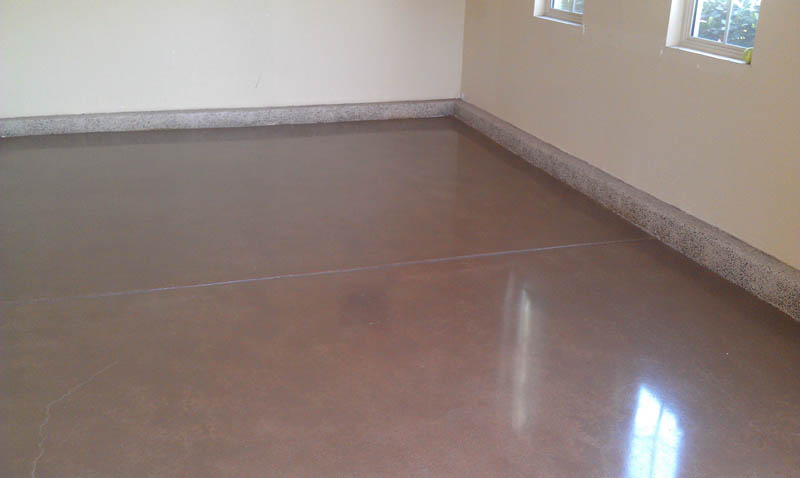Residential Stained Concrete Floors: Pristine-Concrete-Arroyo-Grande-CA-Stained-Concrete