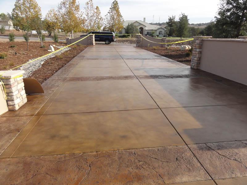 Pristine Concrete Paso Robles Ca