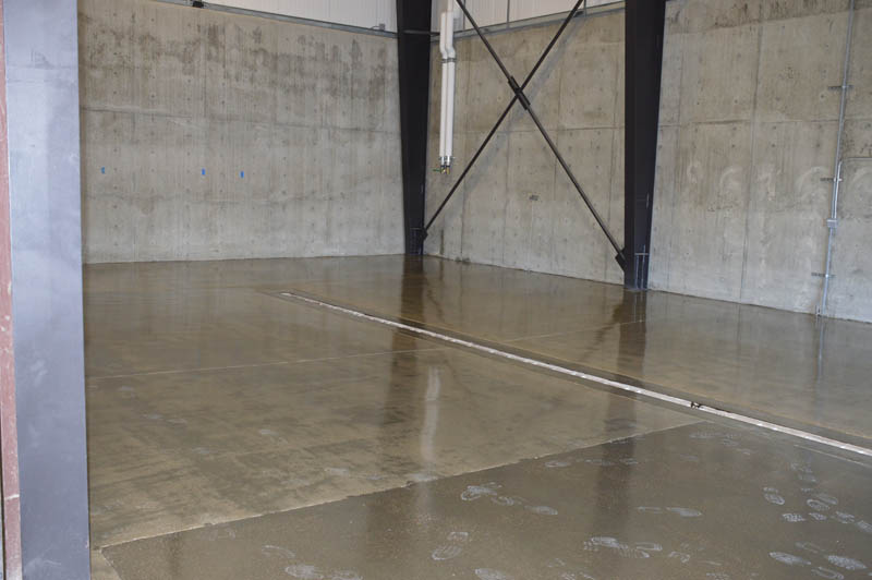 Pristine Concrete Templeton Ca Sextant Winery Grind